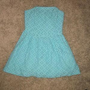 Turowuise Lily Dress